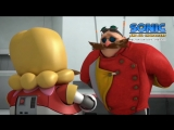Sonic Boom/Соник Бум - 2 сезон - 29 серия - Мама-бот