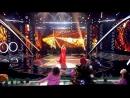 Вера Брежнева в платье Hayk Avanesyan телеканал СТС