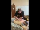 Шведский массаж 9.
