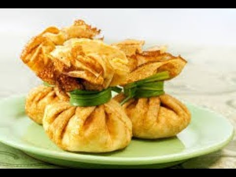 Жульен в блинах очень вкусный и простой домашний рецепт » Freewka.com - Смотреть онлайн в хорощем качестве