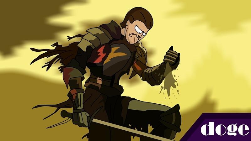 Куплинов В Dark Souls 3 [Animation]
