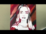 Создание Флип-Флоп портрета