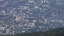 Yalta Crimea Ялта Крым с высоты гор
