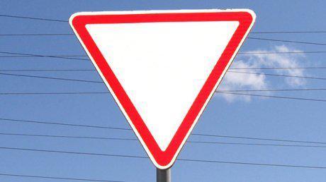 На Седова отремонтировали стойку с дорожными знаками