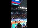 Большой волейбол Россия Китай