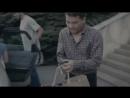 Социальный ролик об отце и дочке растрогал казахстанцев