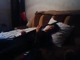 Пьяный(спящий) гитарист