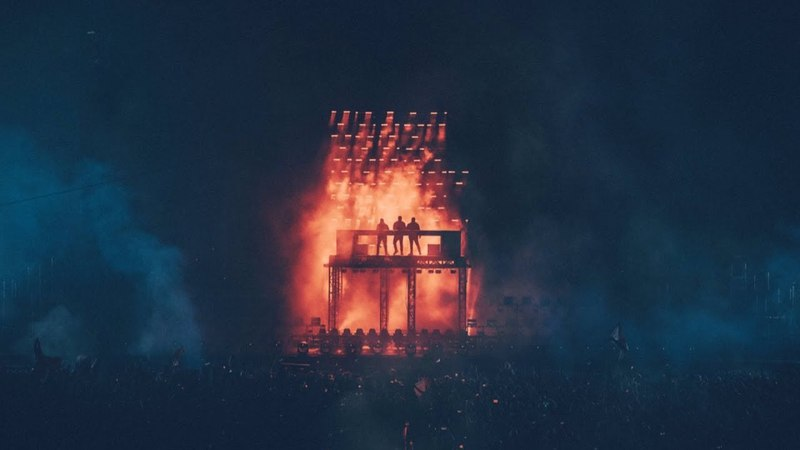 Swedish House Mafia vs. Knife Party - Antidote (Salvatore Ganacci Remix) [UMF 2018]