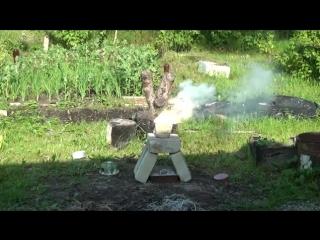 Термит. Подборка реакций с термитными смесями