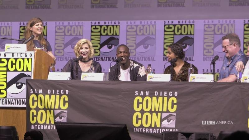 Keeping Secrets San Diego Comic Con 2018 BBC America