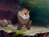 Бэмби / Bambi / 1942 / Лихорадка по весне