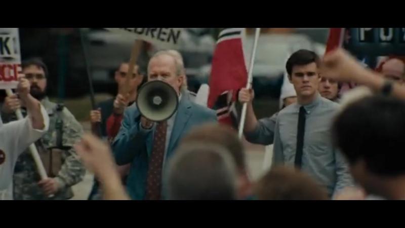 Митинг нео-нацистов (Абсолютная Власть 2016.)