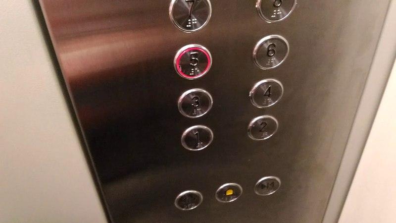 Замена лифтов в Твери на новые модели. Капремонт. май 2018