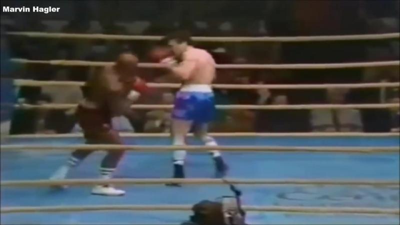 Fantasy Fight_ Marvin Hagler vs Carlos Monzon