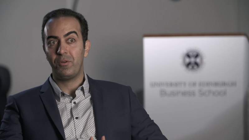 Programme Director Arman Eshraghi talks about our MSc in Finance