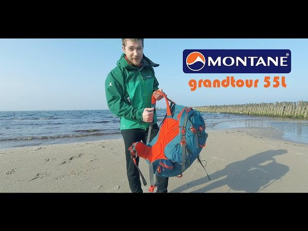 Montane GrandTour 55L Review