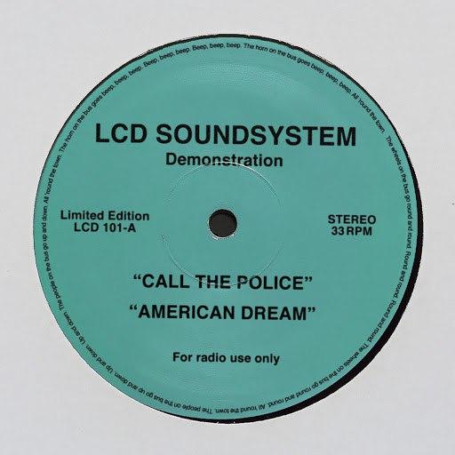 LCD Soundsystem альбом call the police / american dream