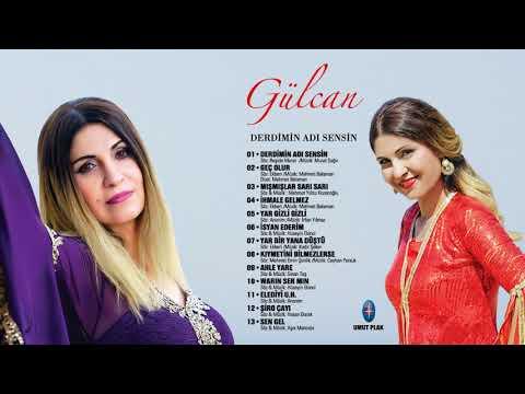 Gülcan - Mışmışlar Sarı Sarı Halay Sözlü Süper Türküler - Oyun Havaları 2018