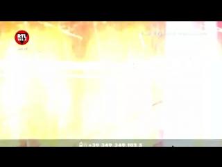 Fabrizio Moro e Ultimo L'eternità Il mio quartiere Stadio Olimpico 16 06 18