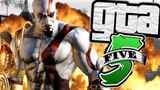 GOD OF WAR III MOD KRATOS MOD - GTA V PC MOD