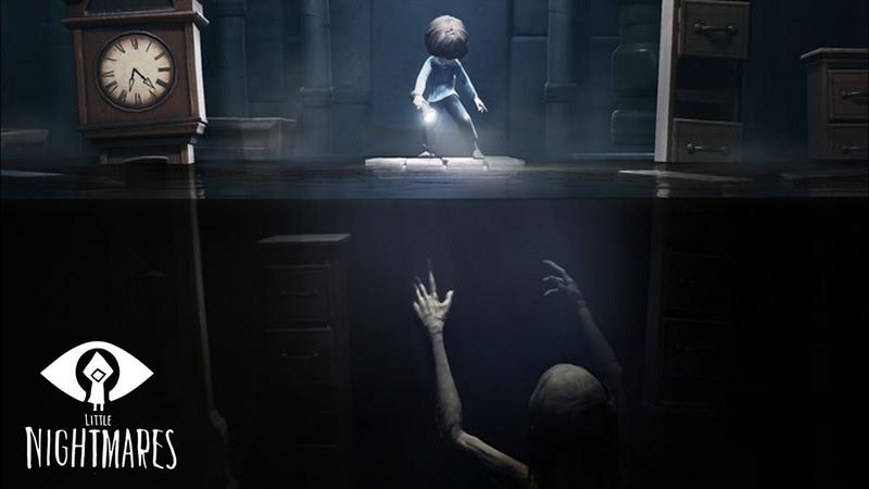 Прохождение Little Nightmares DLC - Глубины/The Depths