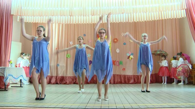 06 03 2018 Мастер класс по танцам чув вечер