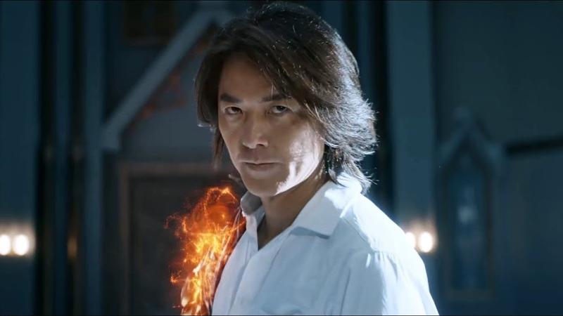 Legends of the Three Kingdoms (三国杀·幻, 2018) Ekin Cheng sci-fi action trailer