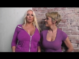 Talking to adult film stars Alura TNT Jenson and Dee Williams- Does size matter