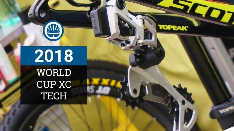 Incredible XC World Cup Tech - Skimpy Droppers, Extreme Positions Massive Gearing