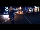 Motorbike StuntsNight Riding