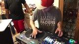 DJ Qbert Scratch session on RANE Twelve