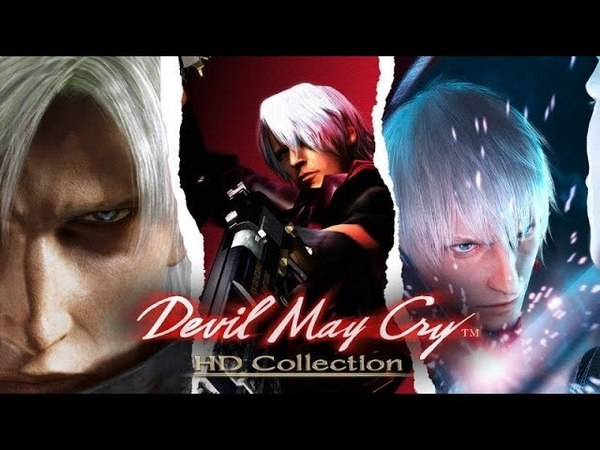 DEVIL MAY CRY - HD Collection - Без Воды И Соплей!