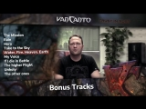 VAN CANTO - Trust In Rust (Track By Track) - Napalm Records