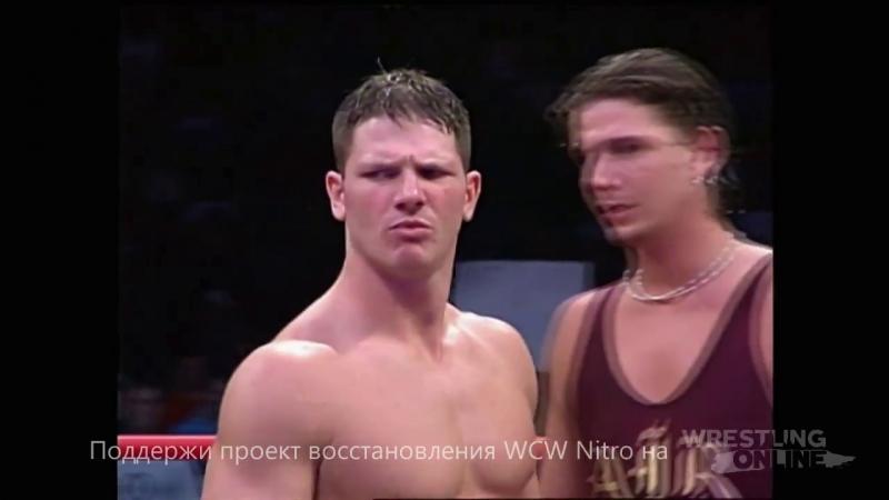 Wrestling Online AJ Styles Air Paris vs Elix Skipper Kid Romeo WCW Nitro 283