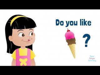 Do You Like Broccoli Ice Cream؟ ¦ Super Simple Songs