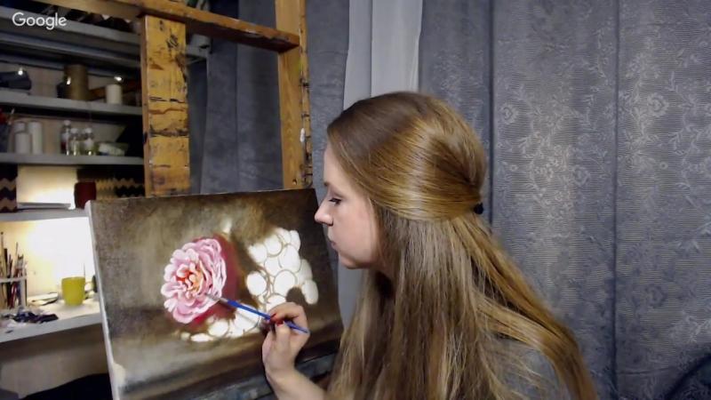 Фундамент для обучения живописи или тайные знания старых мастеров. Надежда Ильина