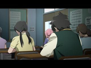 [SHIZA] Дневник будущего / Mirai Nikki TV - 1 серия [2011] [MVO] [Русская озвучка]