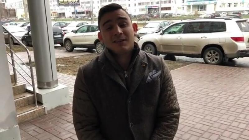 """Данир Сабиров """"Бәйрәм белән, дуслар!"""" (пародия на Р. Минниханова)"""