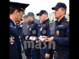 Секретарше начальника полиции Москвы выписали премию в 300 тысяч