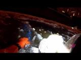 Спасатели помогли птице выбраться из замерзшей Невы