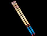 RC 001 Разноцветные пионы 8 залпов (1 шт.)