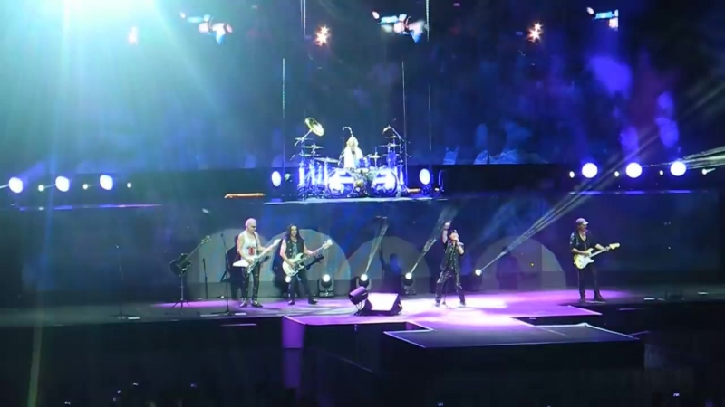 12. Scorpions - Return to Forever Tour 2015 (Live in Уфа-Арена, 29.05.2015г.)