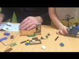 LEGO JUNIORS+ Мультяшка  Глеб и Лисенок!