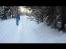 Рита Солнце и Снежок