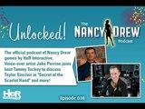 Unlocked! The Nancy Drew Podcast Episode 038