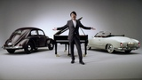 Watch pianist Lang Lang play the sound of the Pretzel Beetle and the Karmann Ghia