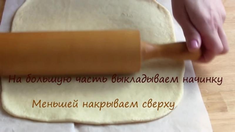 ПИРОГ МЯСНОЙ С КАРТОШКОЙ _ ПРОСТОЙ РЕЦЕПТ от VIKKAvideo
