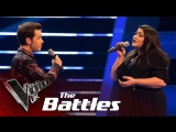 Simon Davies vs Lucy Milburn - Too Good At Goodbyes (The Voice UK 2018)