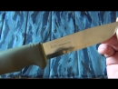 Andrei Proto - Походы. Выживание. Bushcraft Обзор ножей Mora и Marttiini
