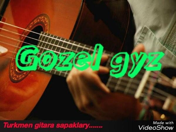 Turkmen gitara -